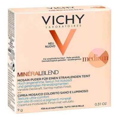 Vichy Mineralblend Mosaik-puder medium  bei Apotheke.de bestellen