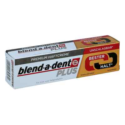 Blend A Dent Plus Haftcreme Bester Halt  bei Apotheke.de bestellen