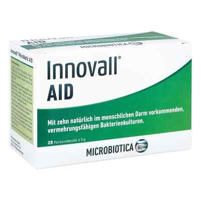 Innovall Microbiotic Aid Pulver  bei Apotheke.de bestellen