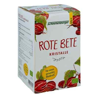 Rote Bete Kristalle Bio Schoenenberger Pulver  bei Apotheke.de bestellen