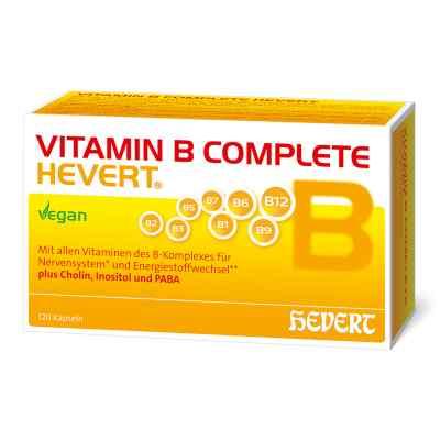 Vitamin B Complete Hevert Kapseln  bei Apotheke.de bestellen