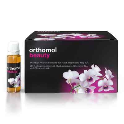 Orthomol beauty Trinkampullen Nachfüllpackung  bei Apotheke.de bestellen