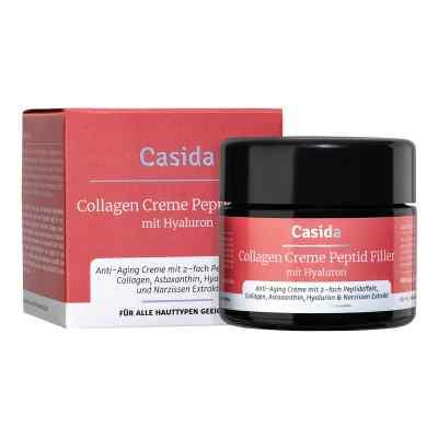 Collagen Creme Peptid Filler+hyaluron  bei Apotheke.de bestellen