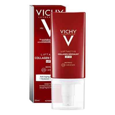 Vichy Liftactiv Collagen Specialist Creme Lsf 25  bei Apotheke.de bestellen