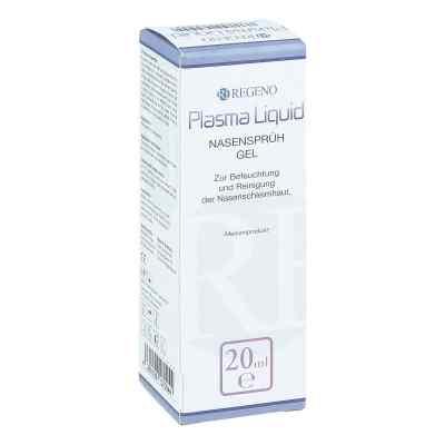 Plasma Liquid Nasensprüh-gel  bei Apotheke.de bestellen