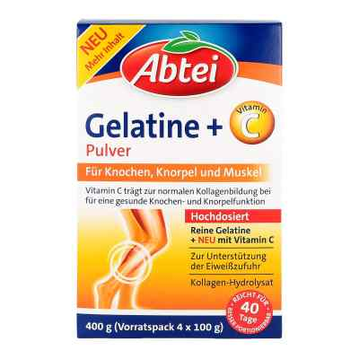 Abtei Gelatine Plus Vitamin C Pulver  bei Apotheke.de bestellen