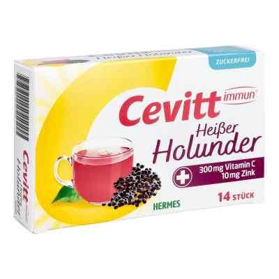 Cevitt immun Heisser Holunder Zuckerfrei Granulat  bei Apotheke.de bestellen