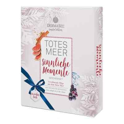 Dermasel Geschenkset sinnliche Momente mit Banderole  bei Apotheke.de bestellen