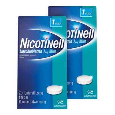 Nicotinell Lutschtabletten 1 mg Mint  bei Apotheke.de bestellen