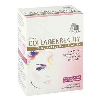 Collagenbeauty plus Hyaluron+elastin Sticks  bei Apotheke.de bestellen