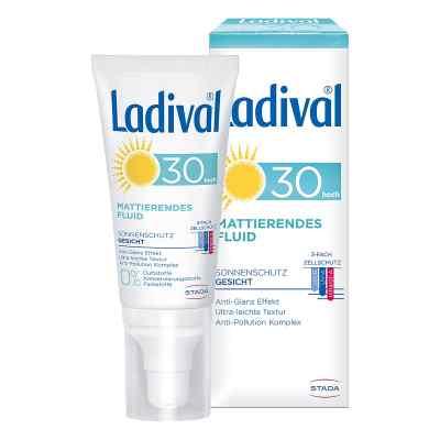 Ladival Sonnenschutz Gesicht Fluid matt.LSF 30  bei Apotheke.de bestellen