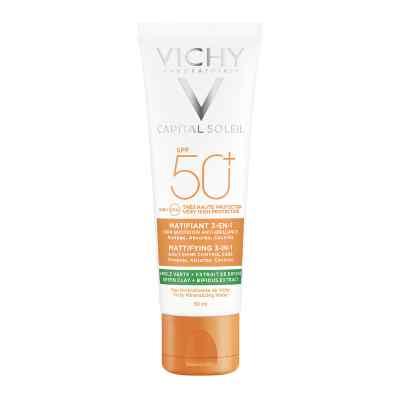 Vichy Capital Soleil matt.Sonnenpflege Cre.lsf 50+  bei Apotheke.de bestellen