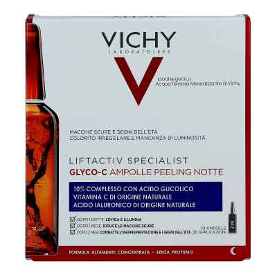 Vichy Liftactiv Specialist Glyco-c Peeling Ampullen  bei Apotheke.de bestellen