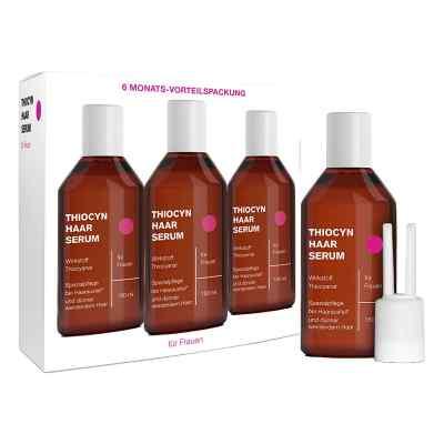 Thiocyn Haarserum Frauen 3x150 ml Vorteilspackung  bei Apotheke.de bestellen