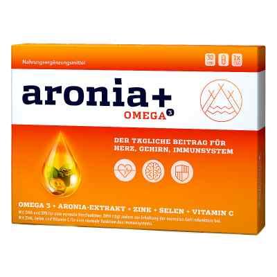 Aronia+ Omega 3 Kapseln  bei Apotheke.de bestellen