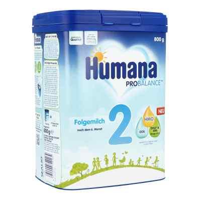 Humana Probalance Folgemilch 2 Mp Pulver  bei Apotheke.de bestellen