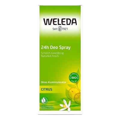 Weleda Citrus 24h Deo Spray  bei Apotheke.de bestellen