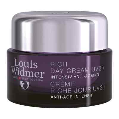 Widmer Rich Day Cream Uv 30 leicht parfümiert  bei Apotheke.de bestellen