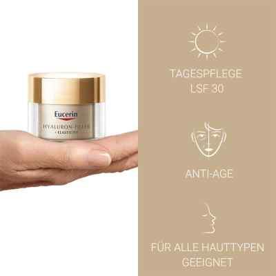 Eucerin Anti-Age HYALURON-FILLER + ELASTICITY LSF 30  bei Apotheke.de bestellen