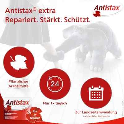 Antistax extra Venentabletten bei Venenleiden & Venenschwäche  bei Apotheke.de bestellen