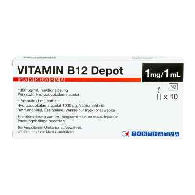 Vitamin B12 Depot Panpharma 1000 [my]g/ml iniecto -lsg  bei Apotheke.de bestellen