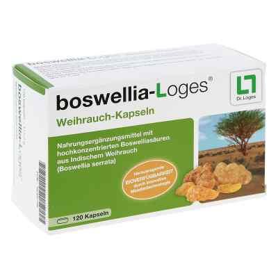 Boswellia-Loges Weihrauch-Kapseln  bei Apotheke.de bestellen