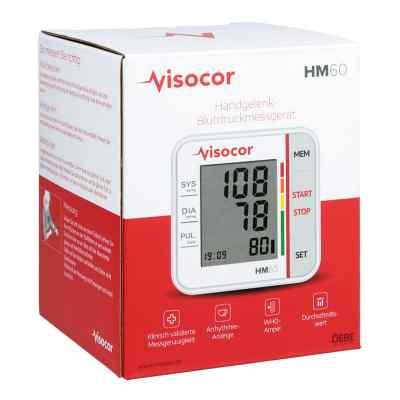 Visocor Handgelenk Blutdruckmessgerät Hm60  bei Apotheke.de bestellen