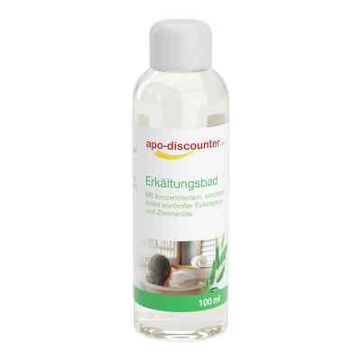 Erkältungsbad mit Eukalyptus- und Zitronenöl  bei Apotheke.de bestellen