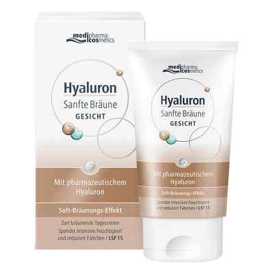 Hyaluron Sanfte Bräune Gesichtspflege Creme  bei Apotheke.de bestellen