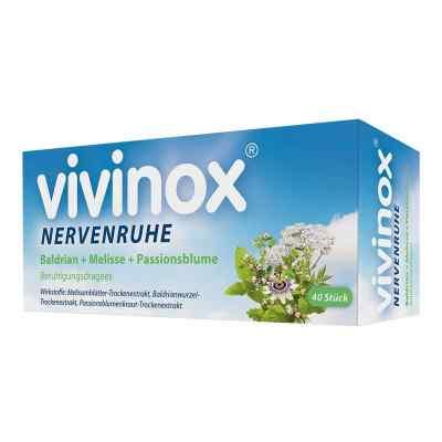 Vivinox Nervenruhe Baldr.+mel.+passion.beruh.drag.  bei Apotheke.de bestellen