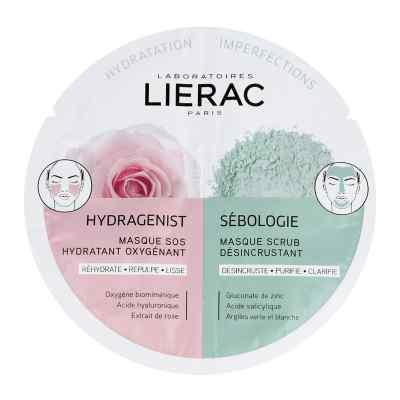 Lierac Masken Hydragenist+sebologie Gesichtsmaske  bei Apotheke.de bestellen