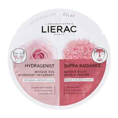 Lierac Masken Hydragenist+supra Radiance Ges.m.  bei Apotheke.de bestellen