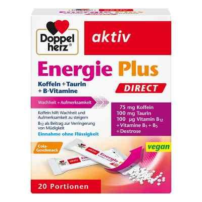 Doppelherz Energie Plus Direct Pellets  bei Apotheke.de bestellen