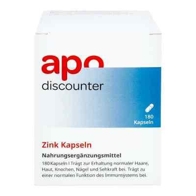 Zink Kapseln 15 mg von apo-discounter  bei Apotheke.de bestellen