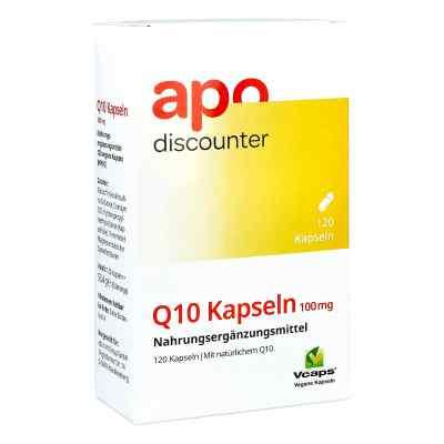 Q10 Kapseln 100 mg von apo-discounter  bei Apotheke.de bestellen