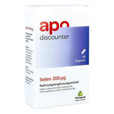 Selen Kapseln 200 [my]g von apo-discounter  bei Apotheke.de bestellen