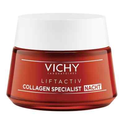 Vichy Liftactiv Collagen Specialist Nacht Creme  bei Apotheke.de bestellen