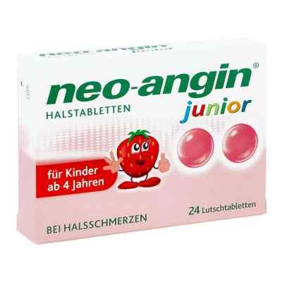 Neo-Angin Junior Halstabletten  bei Apotheke.de bestellen