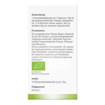 Bio Basen-Kräutertee Filterbeutel von apo-discounter  bei Apotheke.de bestellen