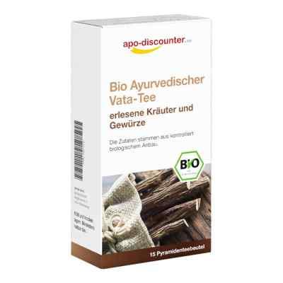 Bio Ayurvedischer Vata-Tee Filterbeutel von apo-discounter  bei Apotheke.de bestellen