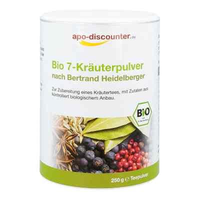 Bio 7-Kräuterpulver nach Bertrand Heidelberger von apo-discounte  bei Apotheke.de bestellen