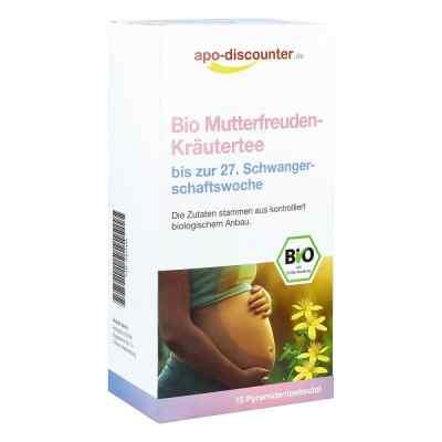 Bio Mutterfreuden-Kräutertee ohne Himbeerblätt.Fbtl. von apo-dis  bei Apotheke.de bestellen