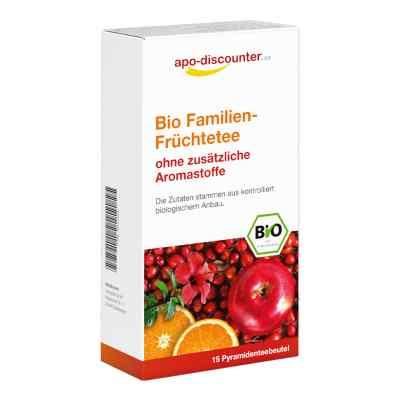 Bio Familien-Früchtetee Filterbeutel  bei Apotheke.de bestellen