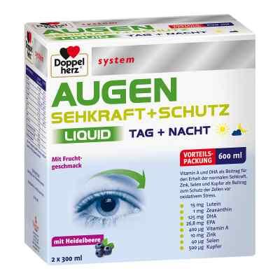 Doppelherz Augen Sehkraft+schutz Liquid system  bei Apotheke.de bestellen