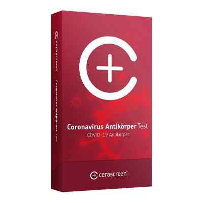 Cerascreen Coronavirus Antikörper-Test  bei Apotheke.de bestellen