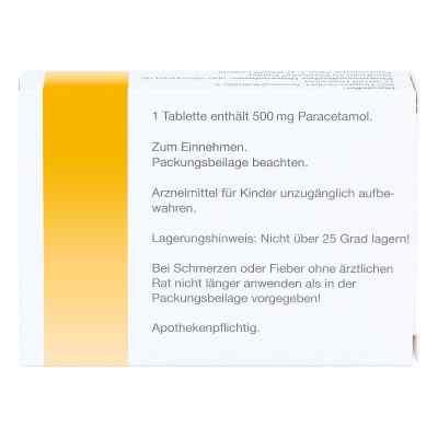 Paracetamol 500 mg Schmerztabletten von apo-discounter  bei Apotheke.de bestellen