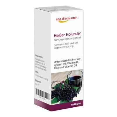 Heisser Holunder Pulver Beutel  bei Apotheke.de bestellen