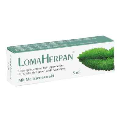 Lomaherpan Lippenpflegecreme mit Melissenextrakt  bei Apotheke.de bestellen