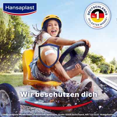 Hansaplast Sensitive Pflaster 1x6  bei Apotheke.de bestellen