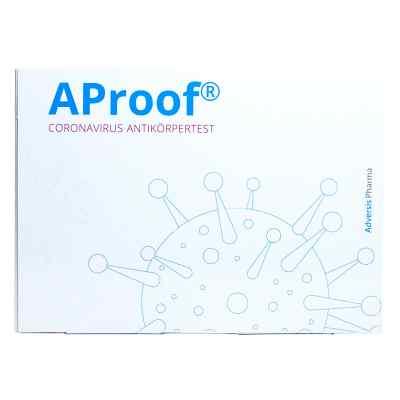 Corona Antikörpertest Sars Cov-2 Covid 19 Aproof  bei Apotheke.de bestellen